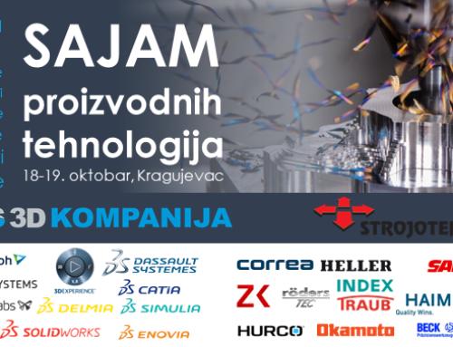 SAJAM proizvodnih tehnologija Kragujevac