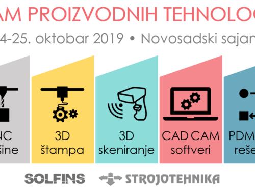 Sajam proizvodnih tehnologija Novi Sad 2019