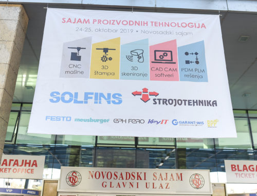 Sajam proizvodnih tehnologija – Novi Sad 2019